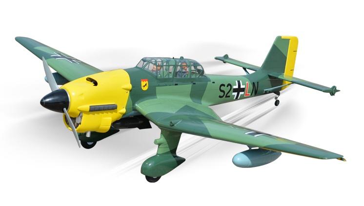 Phoenix STUKA Ju87 - 191 cm