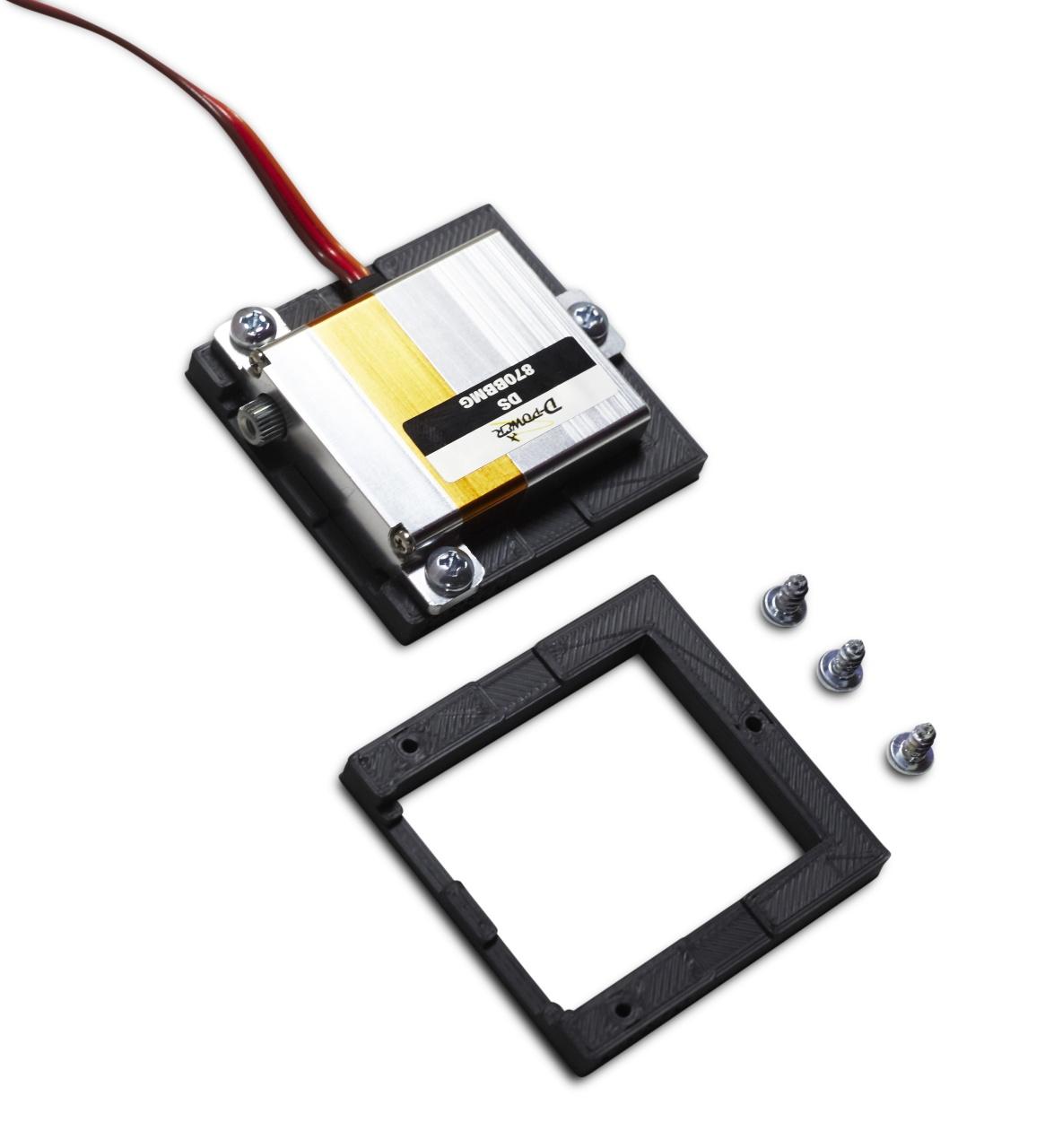D-Power Servo Frame for Servo DS-870BBMG