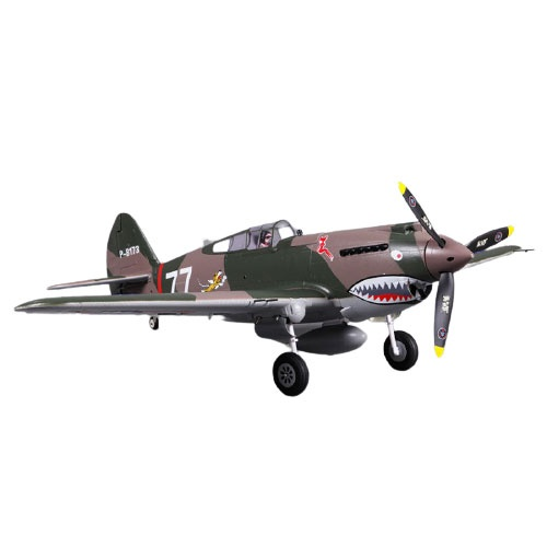 FMS P-40B Curtiss Warhawk Flying Tiger PNP - 98 cm -