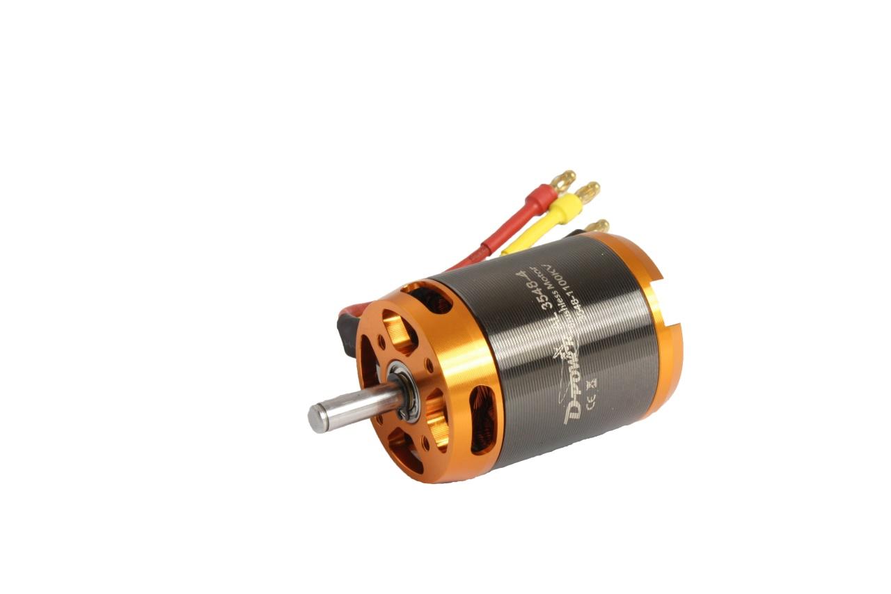 D-Power AL 3548-4 Brushless Motor