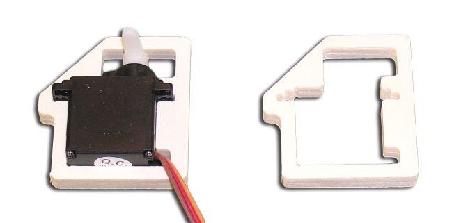 D-Power Servorahmen AS/DS 2XX