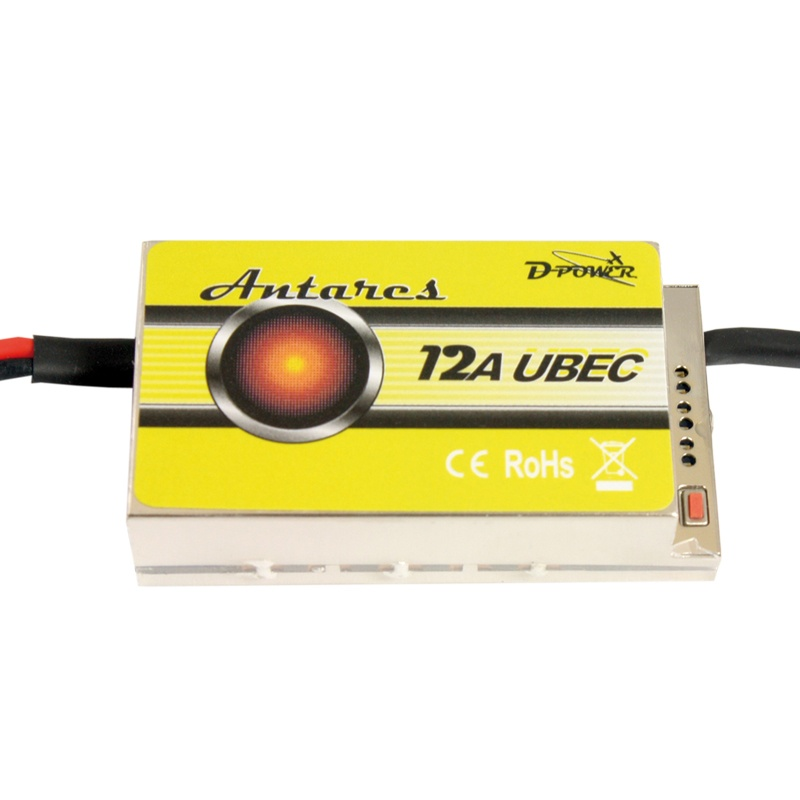 D-Power Antares 12A UBEC Regulator