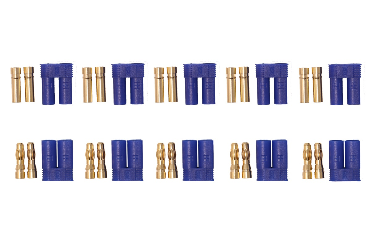 EC5 High Current Contacts blue - 5 pairs