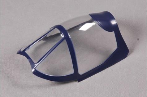 FMS F4U Corsair - Kabienehaubenverglasung
