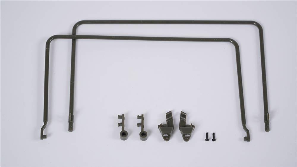 Willys MB Scaler 1:12 - Halter Set