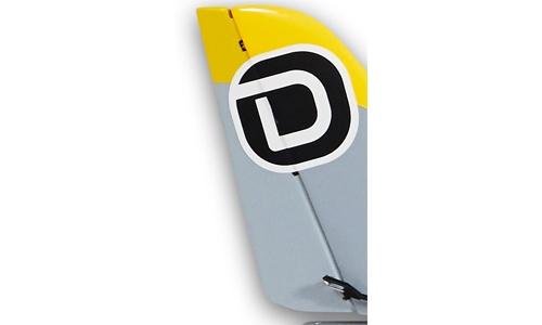 D-Power Streamline 220 - Seitenruder