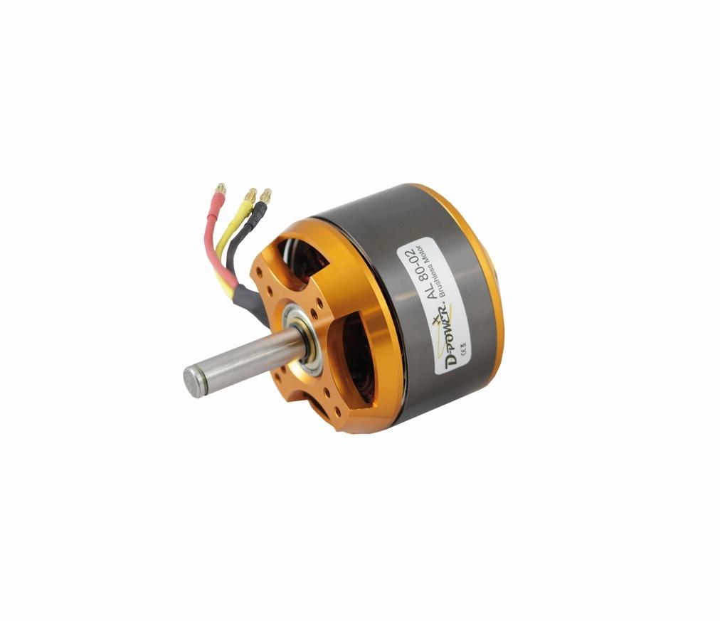 D-Power AL 80-02 Brushless Motor