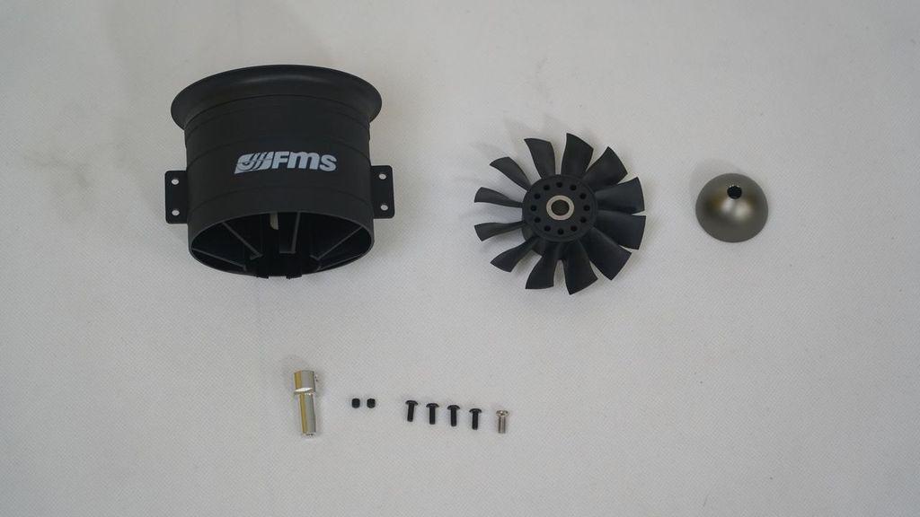 FMS Impeller 80mm V2 ohne Motor