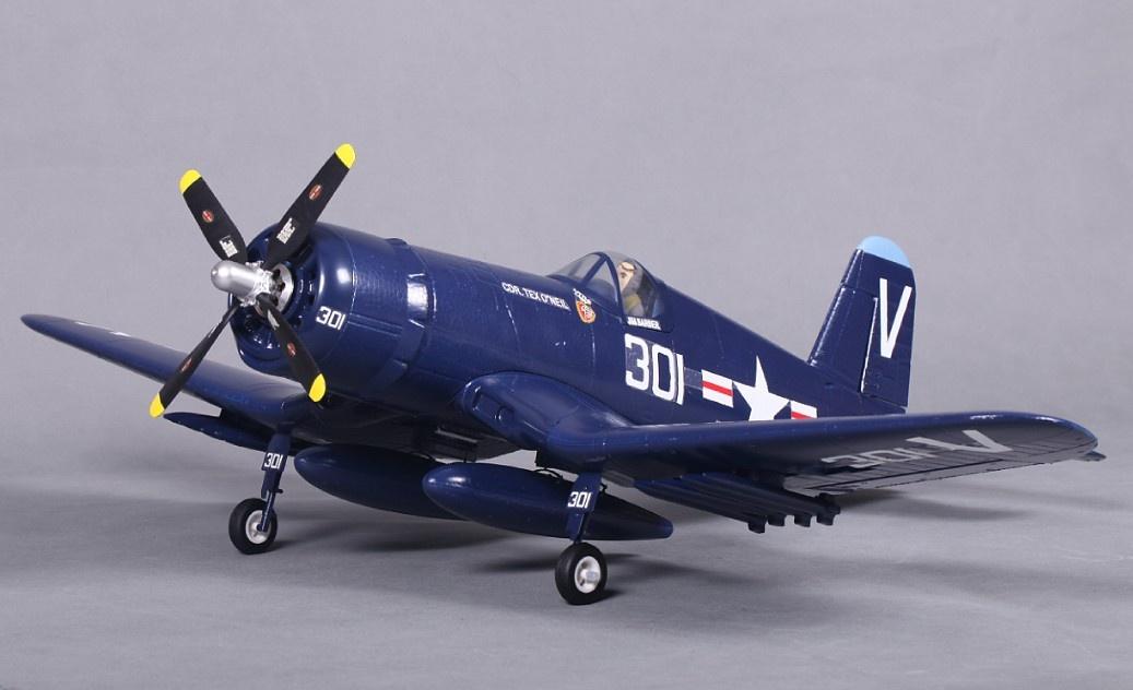 FMS F4U Corsair V2 PNP - 80 cm - Combo