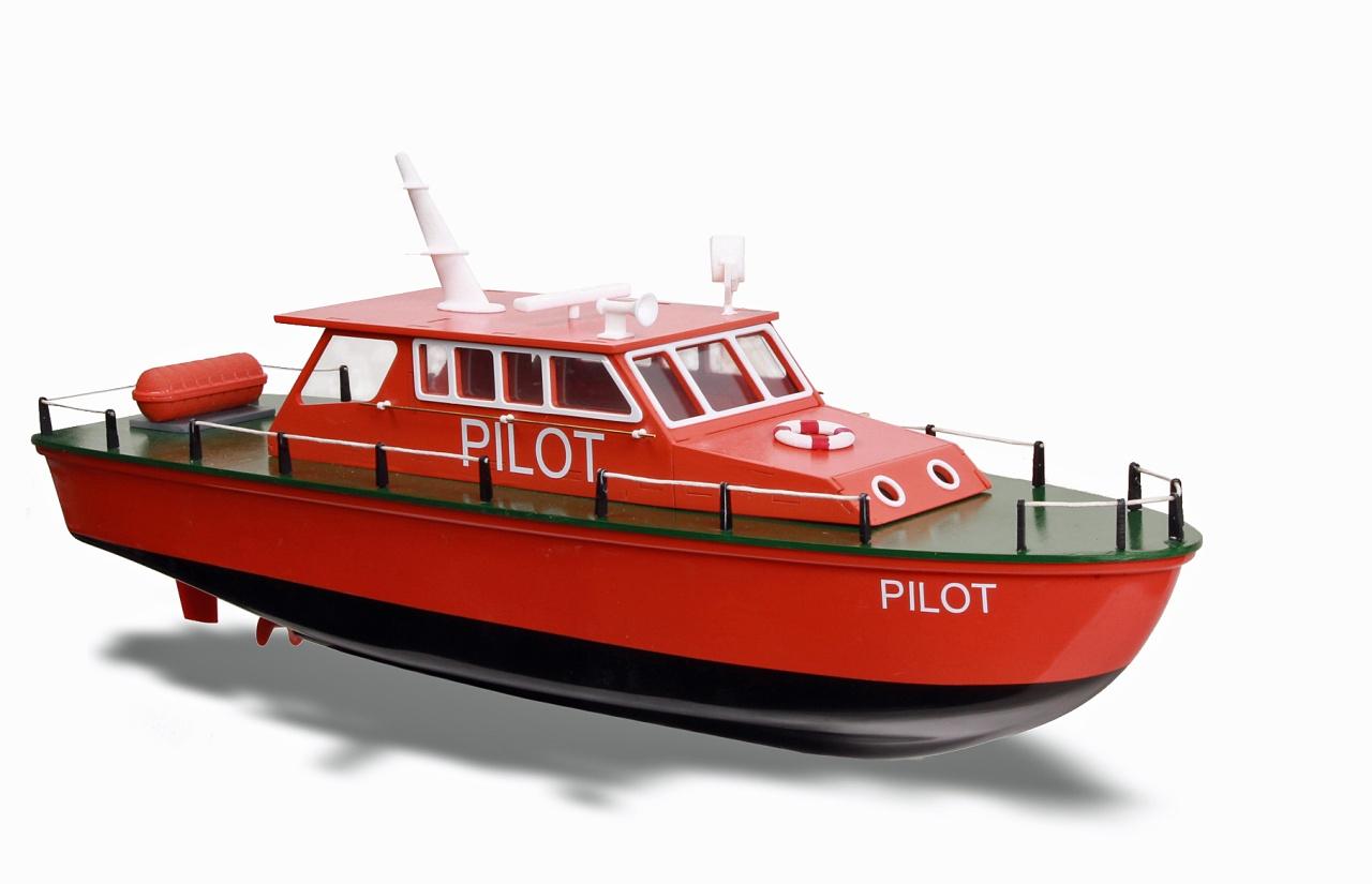 Hacker Lotsenboot Pilot