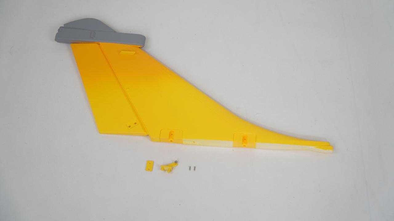 FMS Rafale Jet EDF 80 - Seitenruder