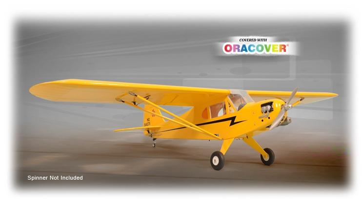 Phoenix Piper J-3 Cub - 215 cm